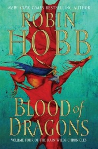 Robin Hobb Blood-of-Dragons