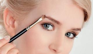 брови макияж