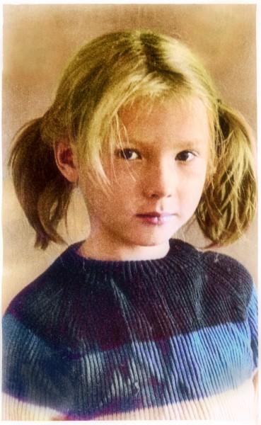 Baby Sveta restored 2