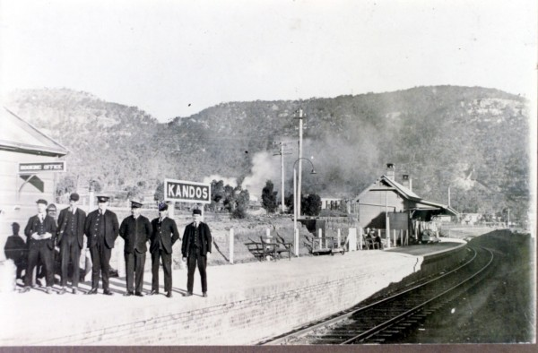 Kandos Station
