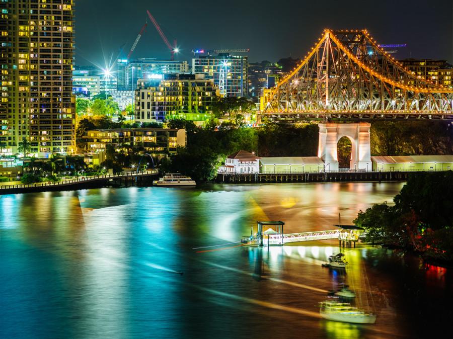 Story Bridge night_1