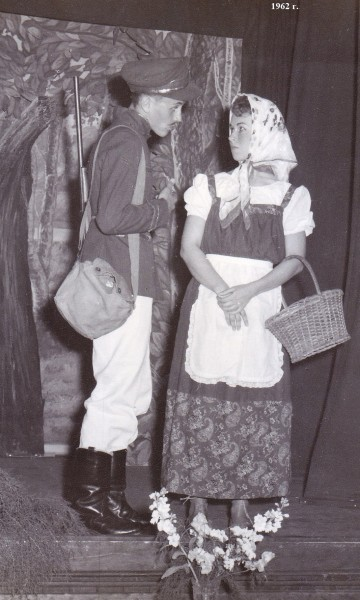 School Play Aug 1962 Baryshnia Krestyianka 2