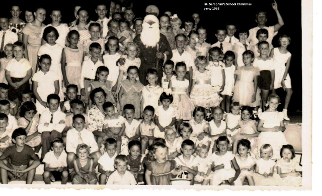1962 towards you 2nd after Nina Ois Mara Moiseeva Santa & move towards Koksharoff girl holding a little girland right next to her is Tania Koksharova  very bottom right I think that isRaissa
