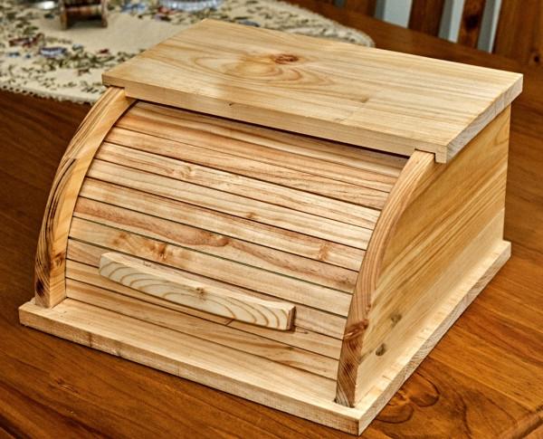 Rems Bread Box