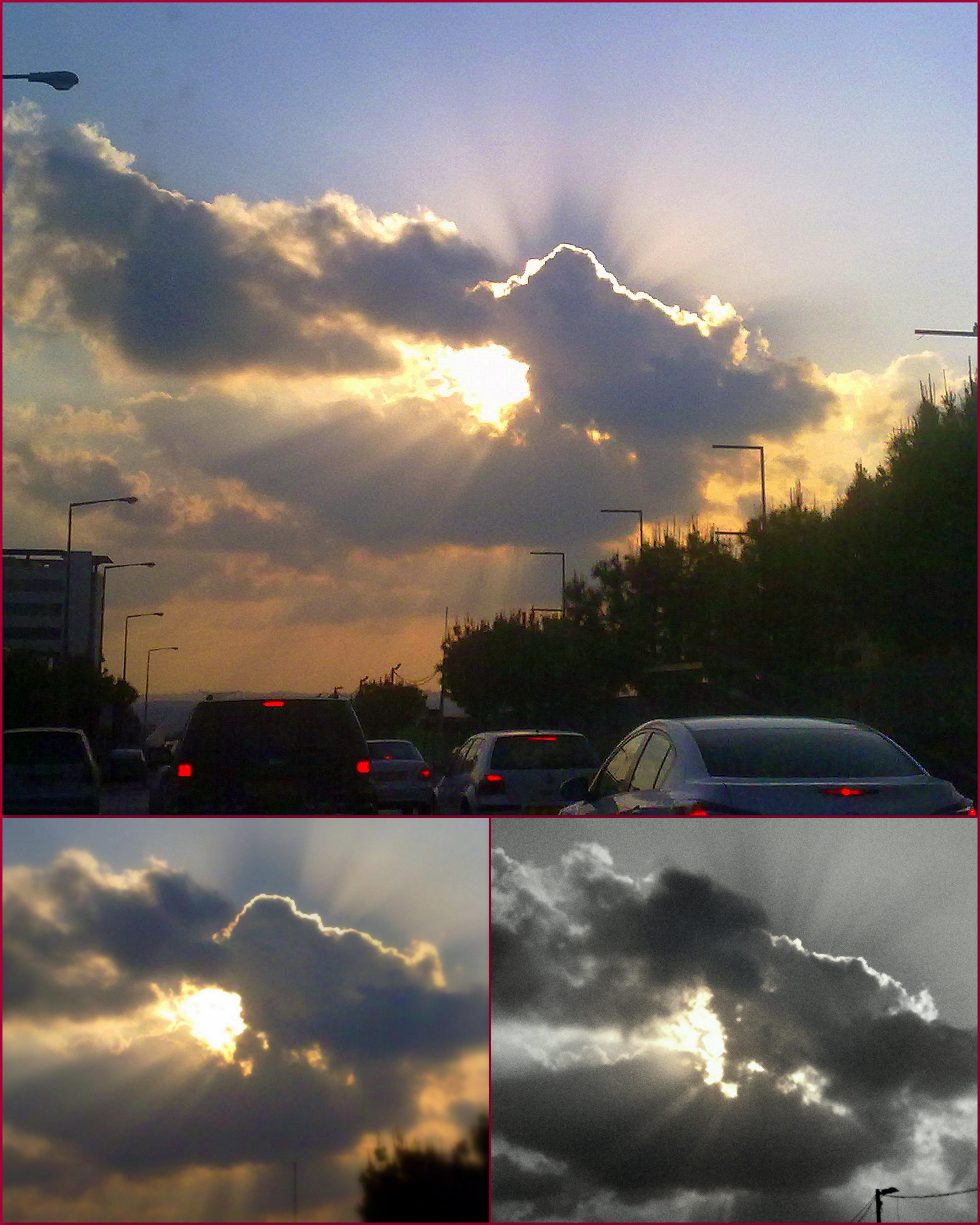 Другая музыка, другая дорога, иной закат...
