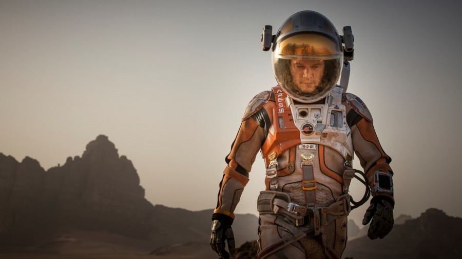 Марсианин, критический отзыв, краткое содержание, фантастика, кино