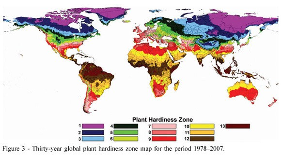 Hardiness-zone-world