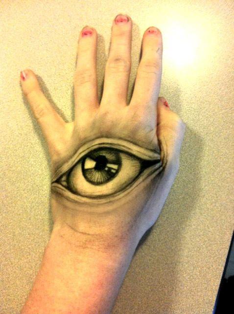 Hand-Eye-Coordination