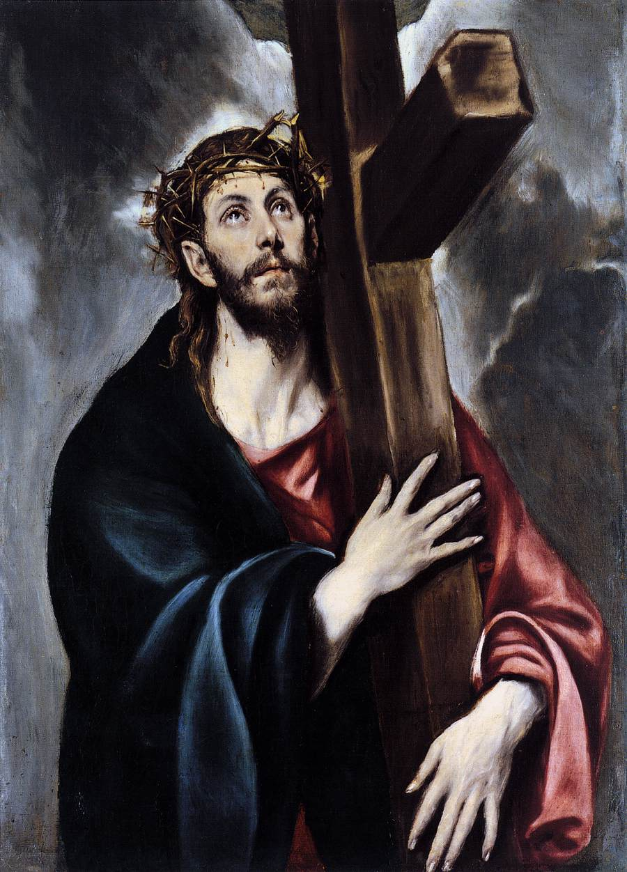 christ-carrying-the-cross-by-el-greco