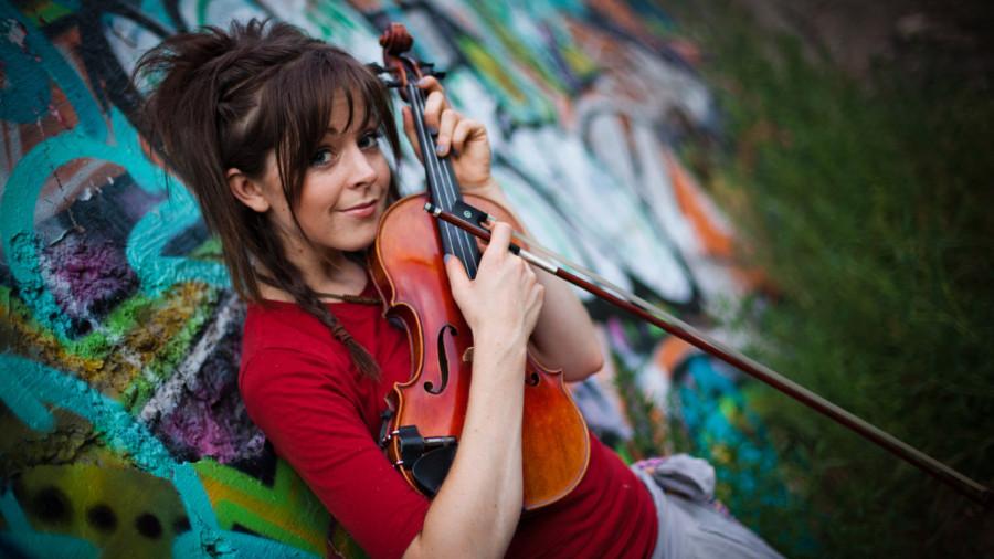 art-няша-скрипка-Линдси-стирлинг-355748