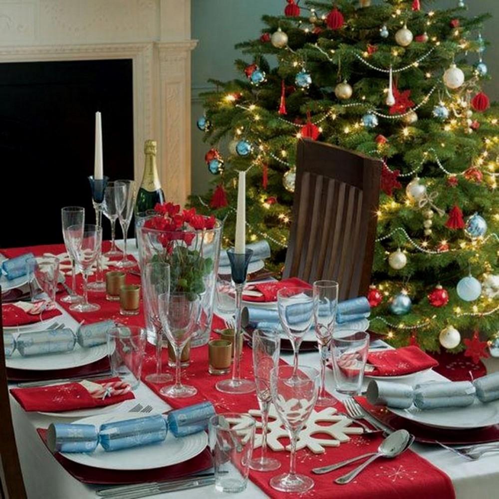 Идеи на Новый год vianocny_stol_05