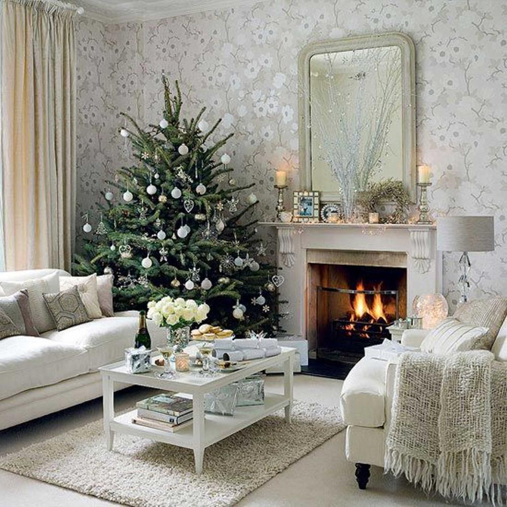 Beautiful-Christmas-Living-Room