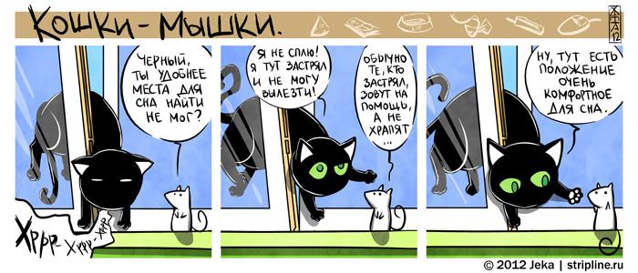 Кошки-Мышки-Комиксы-279817