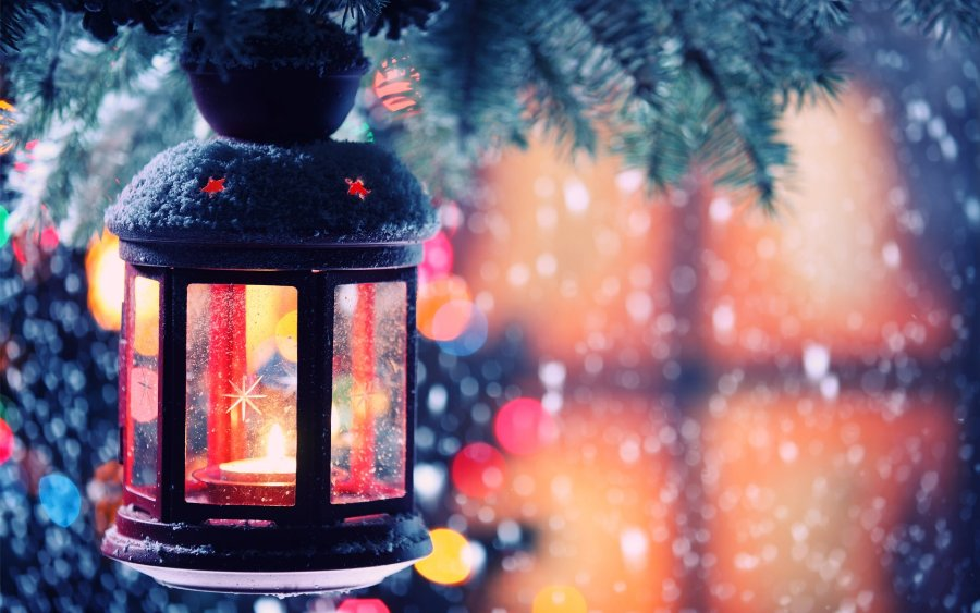 winter-lantern-256969