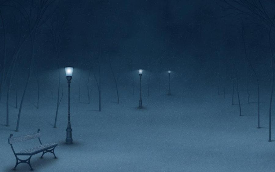 winter-paint-night-lantern-bench-600x960