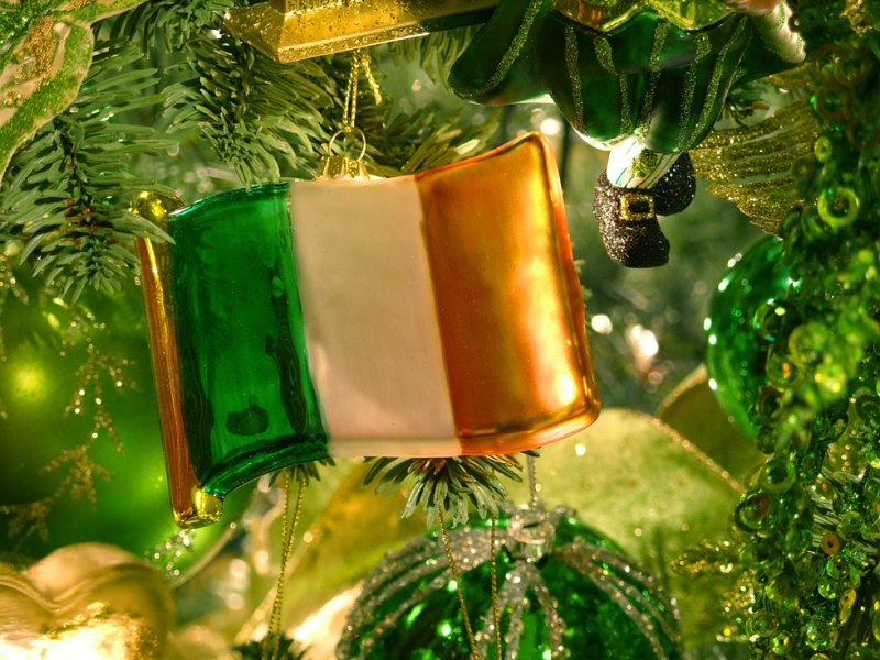 irish-flag-ornament