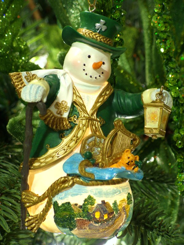irish-snowman-ornament