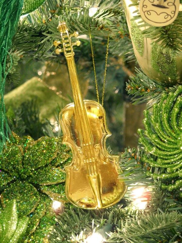 Красивые музыкальные картинки на новый год