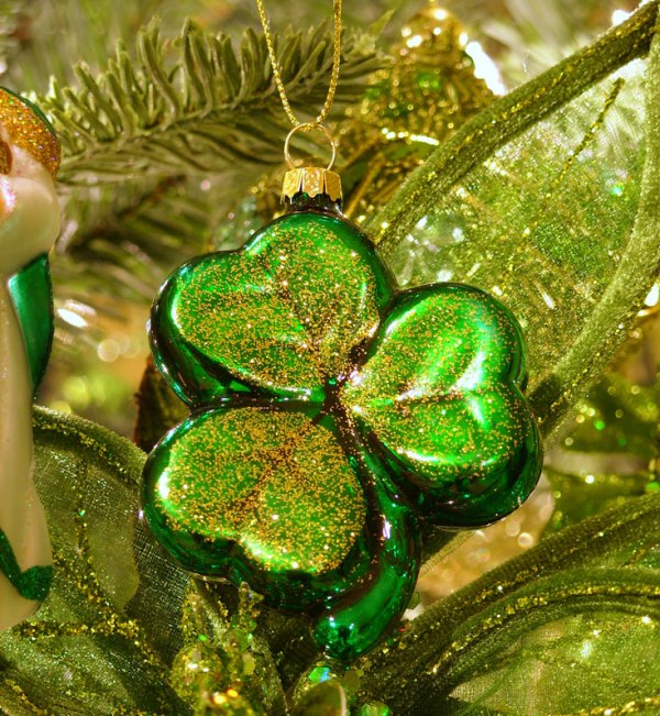 shamrock-ornament