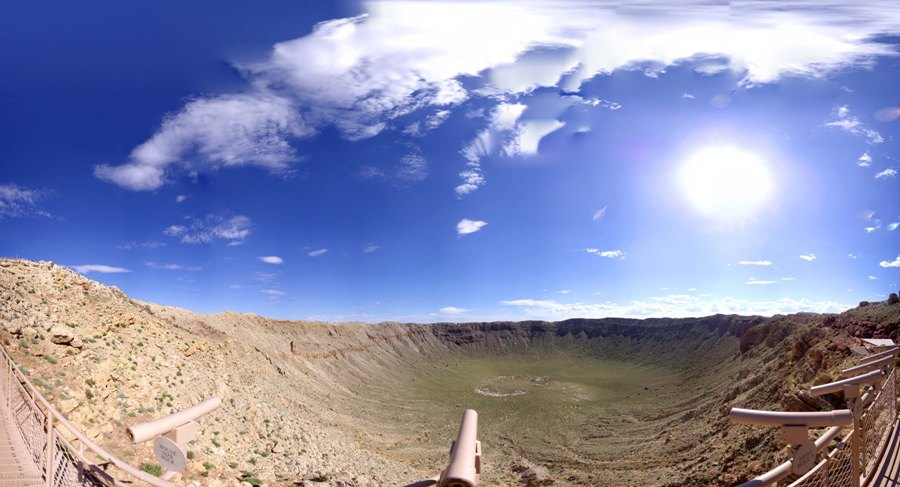 20100827 Meteor Crater Platform View xl