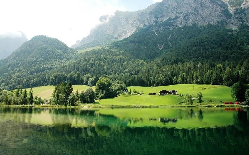 12-Кёнигзее - самое чистое озеро Германии