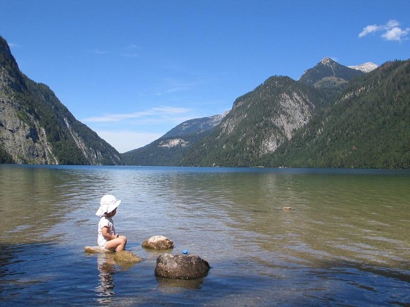 14-Кёнигзее - самое чистое озеро Германии