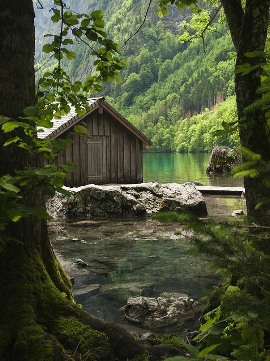 15-Кёнигзее - самое чистое озеро Германии