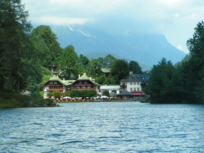 17-Кёнигзее - самое чистое озеро Германии