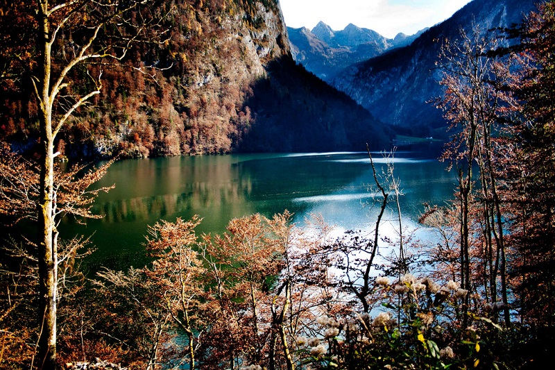 20-Кёнигзее - самое чистое озеро Германии