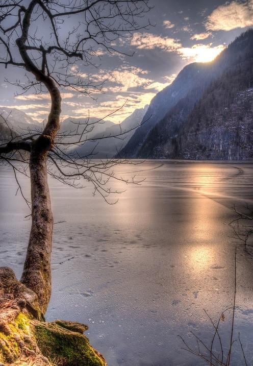 21-Кёнигзее - самое чистое озеро Германии