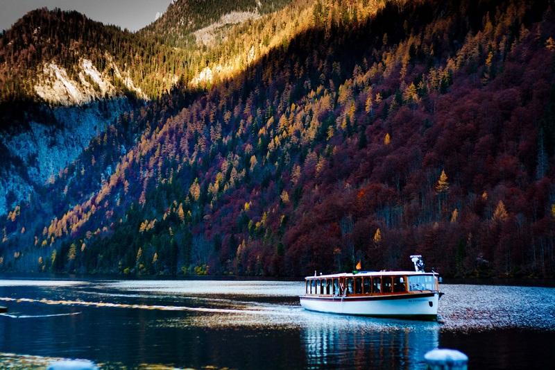 23-Кёнигзее - самое чистое озеро Германии
