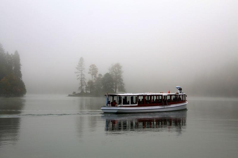 25-Кёнигзее - самое чистое озеро Германии