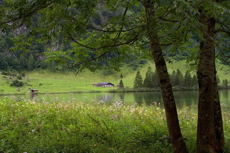 29-Кёнигзее - самое чистое озеро Германии