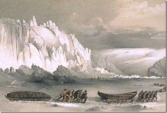 John Franklin - Northwest Passage Expedition 1845_thumb[3]