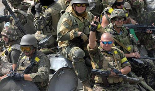 Плоды визита Порошенко в США: на Украину прибыли наемники из Турции.
