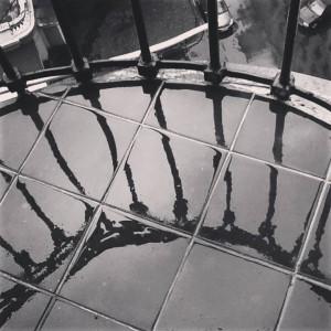 Мокрый балкон