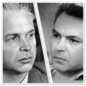 Довженко и Бондарчук