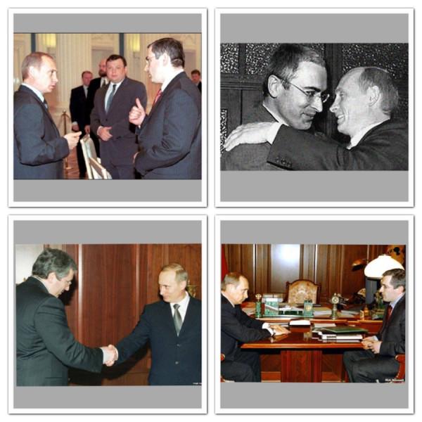 Михаил и Владимир