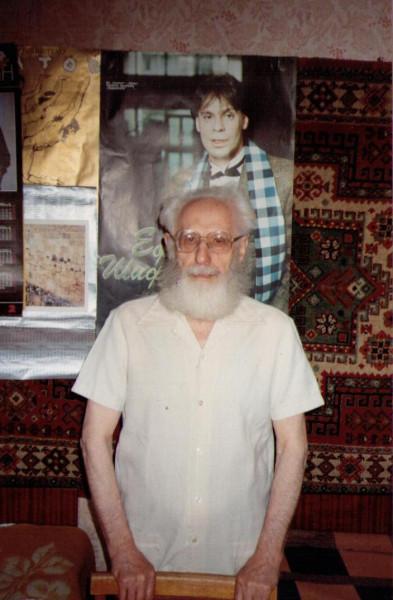 Залман Шифрин - 07-1992 - Рига