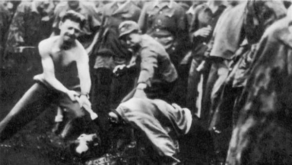 Казнь словенского партизана солдатами Ваффен-СС - 3.jpeg
