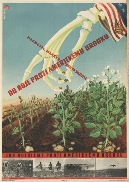 Борьба с колорадами в СССР - 1