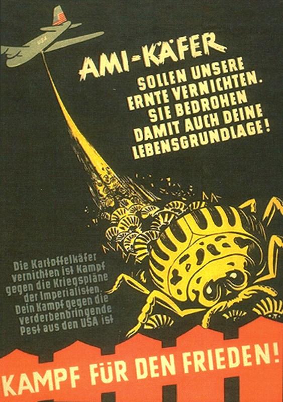 Борьба с колорадами в СССР - 2