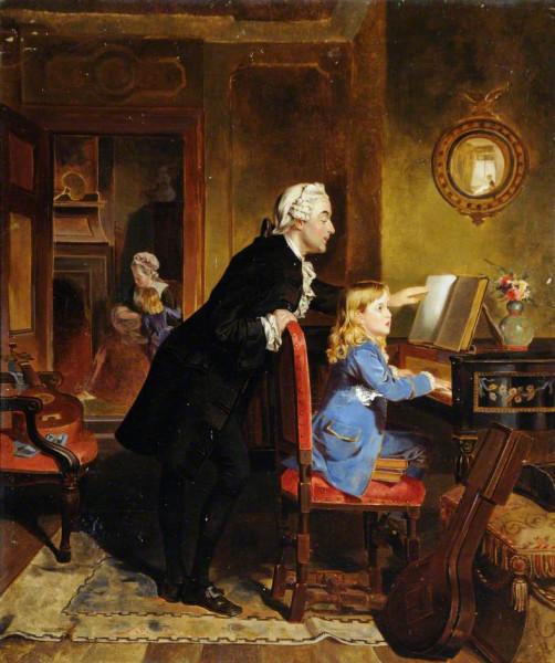 265 лет назад родился Моцарт...