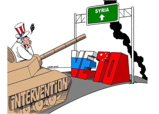 война в сирии 2