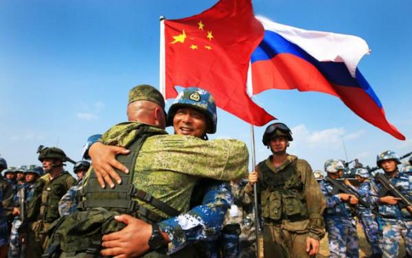 Россия и Китай бросят вызов США