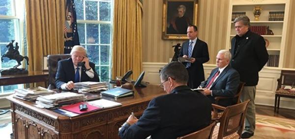 The Daily Mail: «Может, Трамп прав и с Россией можно дружить?»
