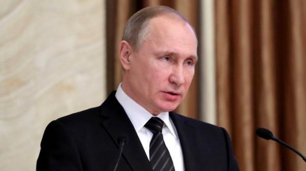 Путин на коллегии ФСБ: наседают со всех сторон