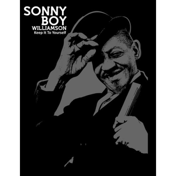 вечерняя песня Котэ. Sonny Boy Williamson - Keep it to