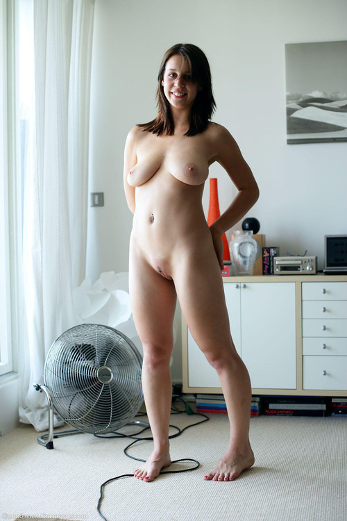 Naked around the house pics