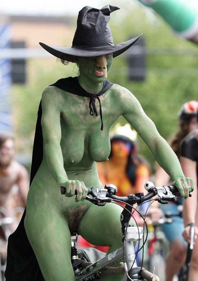 Weird special nude